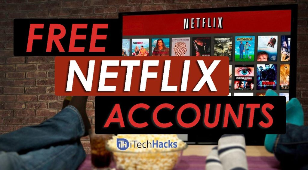 Free | Premium Netflix Accounts & Passwords 2018 - Netflix Account Generator | technoroll.com
