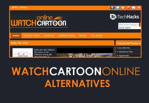Top 23 WatchCartoonOnline Alternatives Sites of 2019