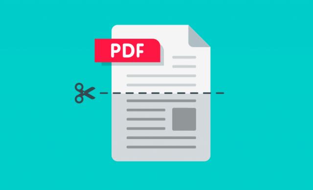 Splitting PDFs