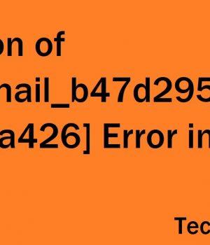 [pii_email_b47d29538f12c20da426] error