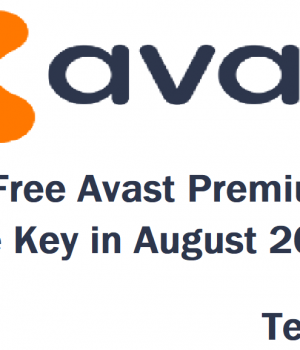 Avast Premium License Key