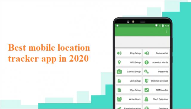 Best Mobile Location tracker App