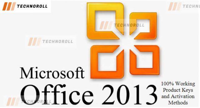 microsoft office product key 2013