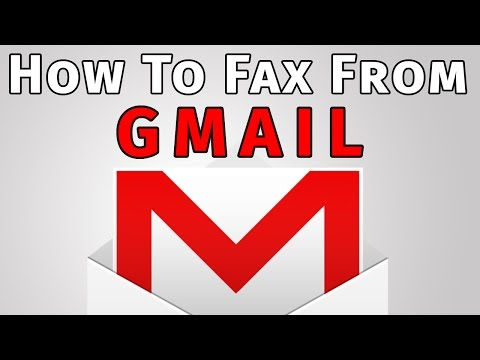 How Do You Send Fax from Gmail