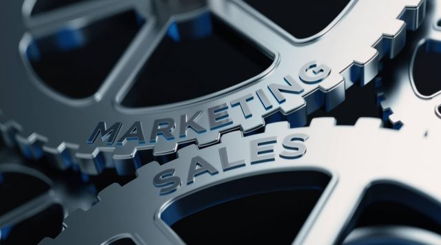 How the relationship between sales and marketing overlap