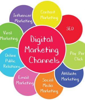 Main Channels in Digital Marketing
