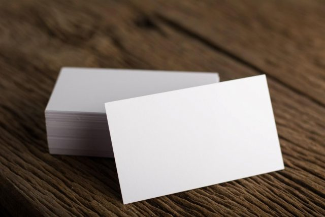 What Information Should Be on a Business Card