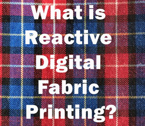 Reactive Digital Printing
