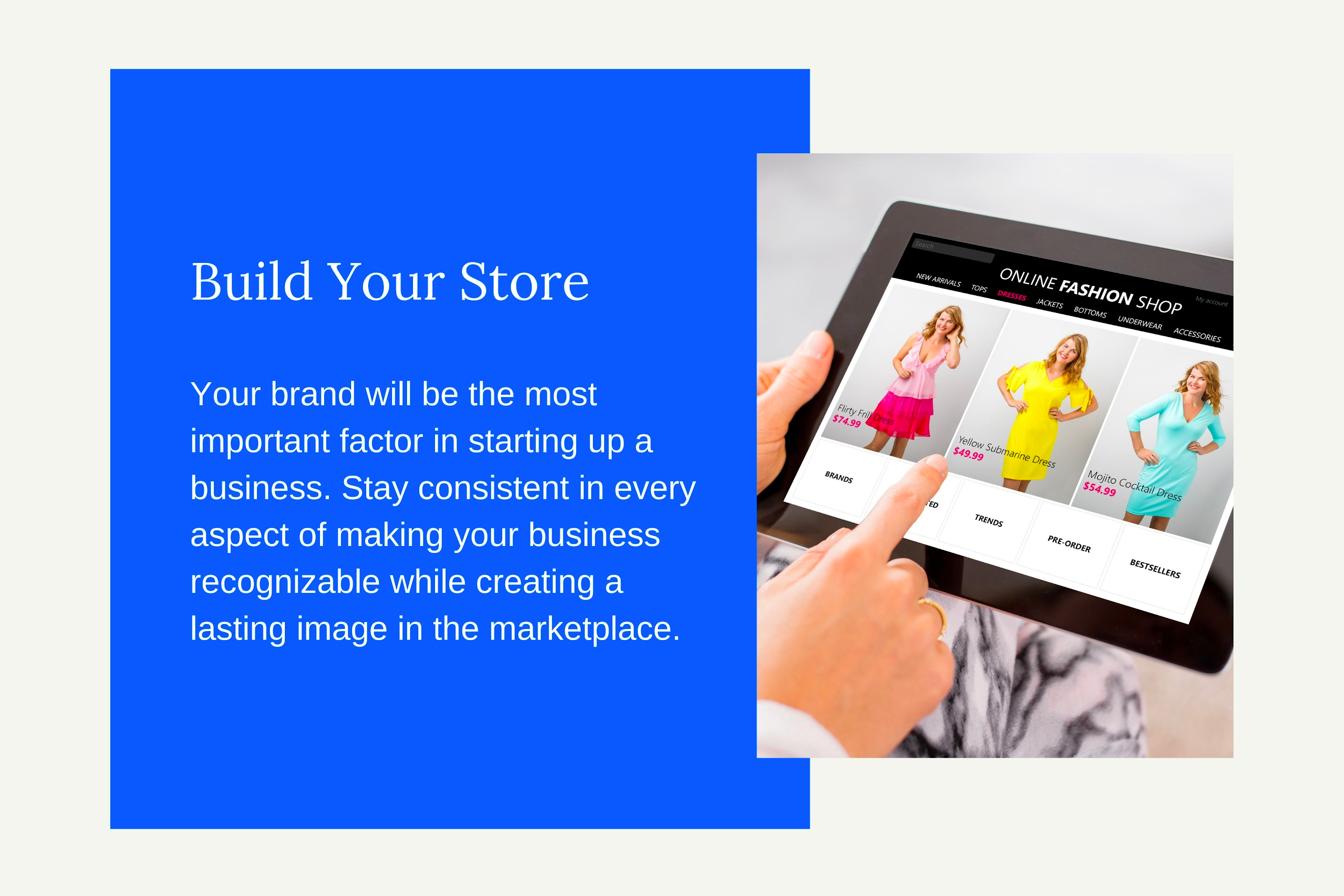 Build Your Store