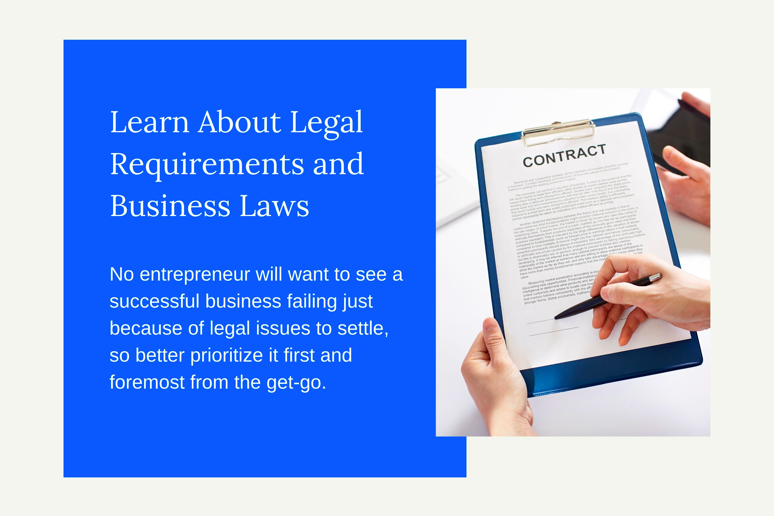 Learn About eCommerce Legal Requirements and Business Laws