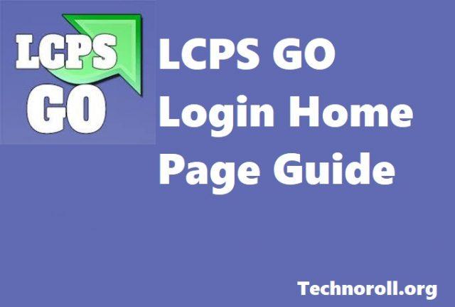 LCPS GO Login