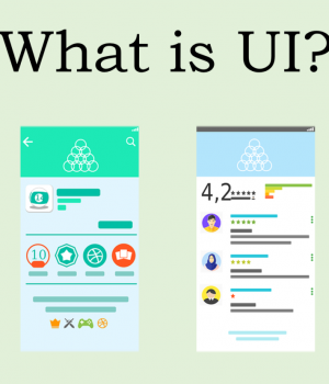 What is UX / UI design