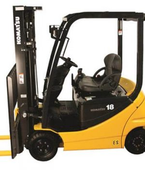 The Benefits of Electric Forklifts