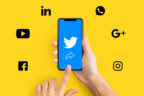 Use Other Social Platforms to Share Your Tweets